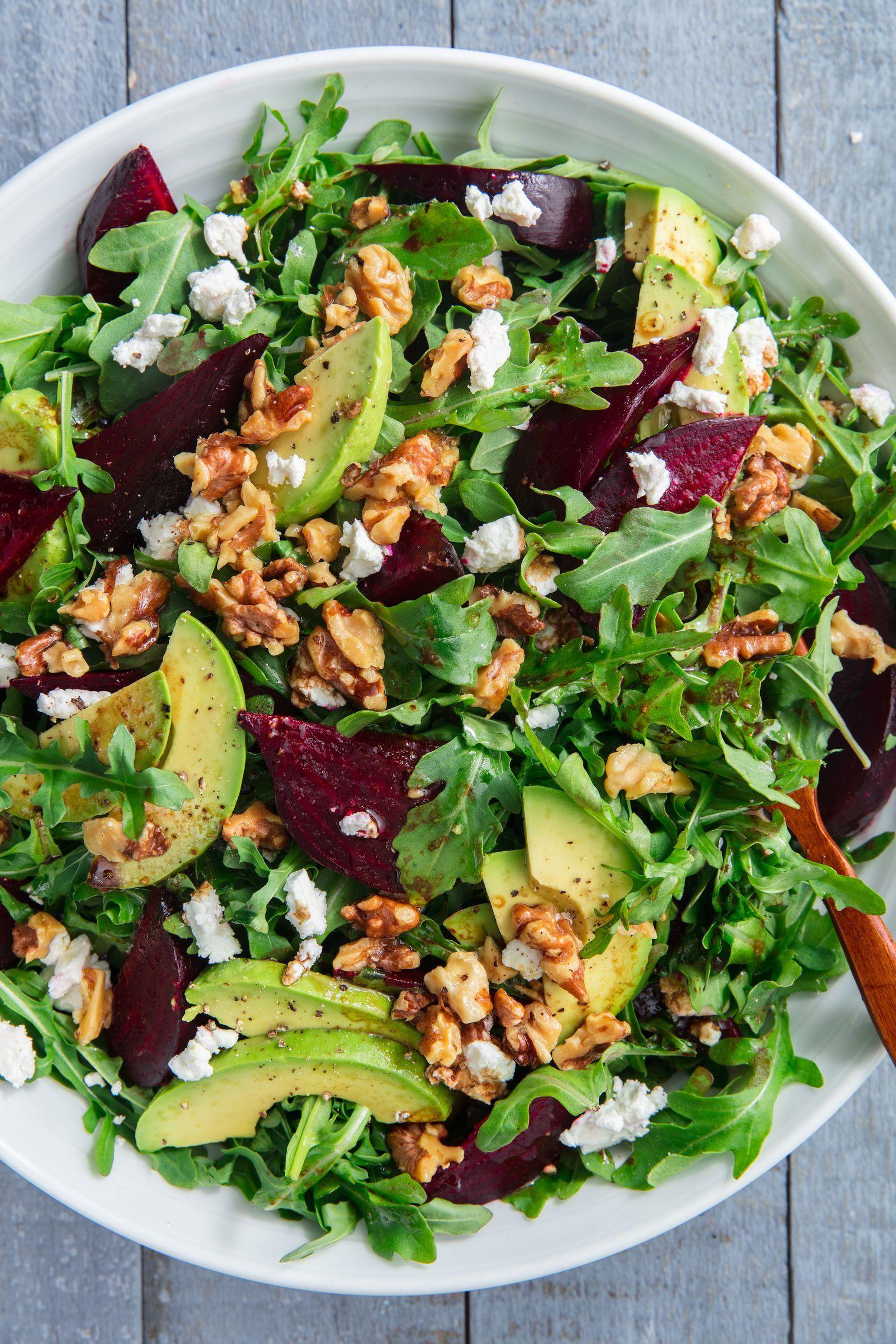 24 Winter Salads You Ll Actually Want To Eat Comidaaaaa Dinner