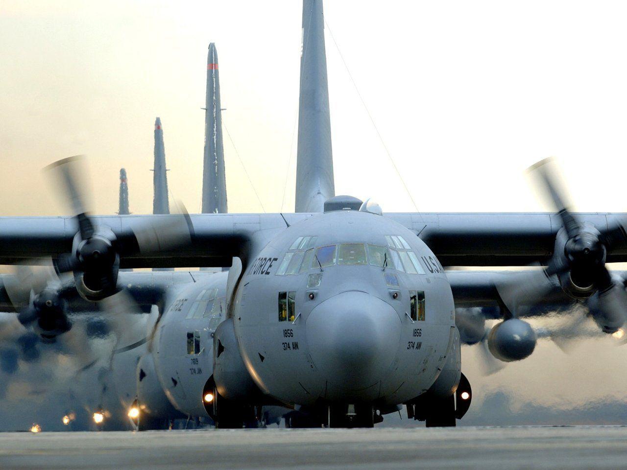 Обои C-130k, самолеты, hercules, военно-транспортные. Авиация foto 10