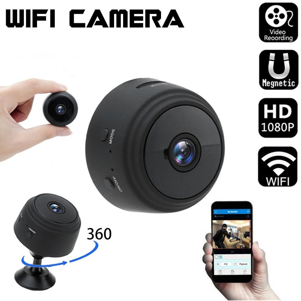 Mini Camera Hd 1080p Sensor Night Vision Camcorder Motion Dvr Micro Ca Dailyfashionlove Wireless Surveillance Camera Wifi Camera Mini Camera