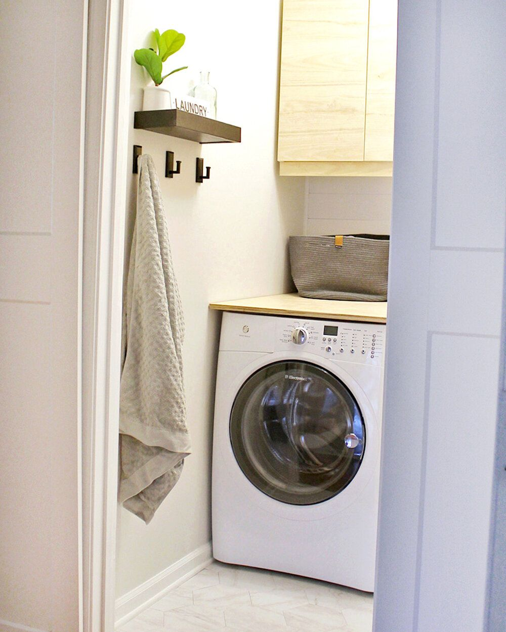 18 Small Laundry Room Makeover Ideas Small Laundry Rustic Home