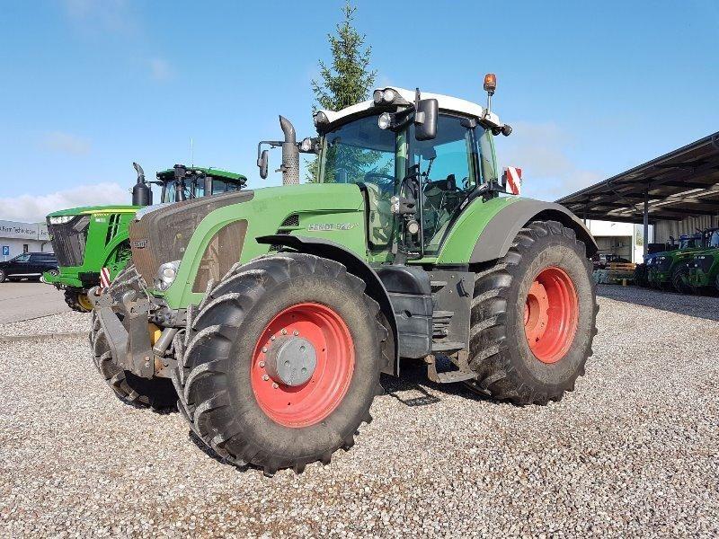 Fendt 927 Vario Profi in 2020 Tractors, Used wheels