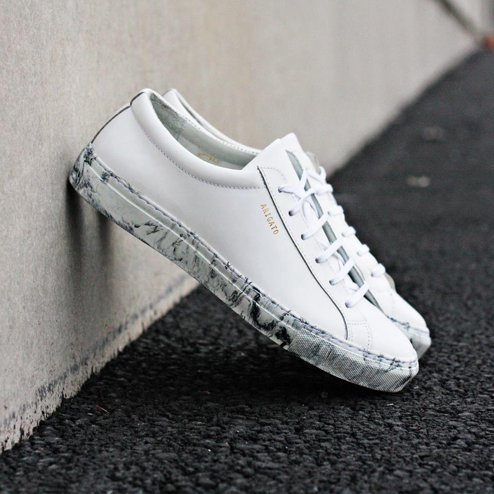 06ea26cb67ce9 Axel Arigato whithe sneaker with marble sole www.axelarigato.com  #axelarigato