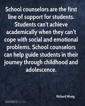 Quotes About School Counselors. QuotesGram | Counselor | School