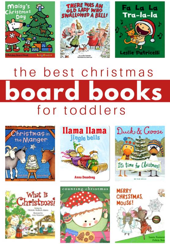 The Best Christmas Board Books Children S Books Books Toddler