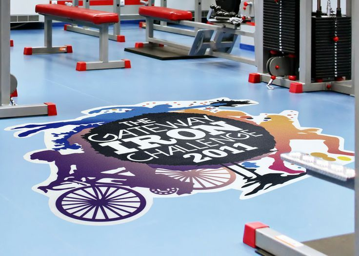 epoxy painted 3d flooring for gym event promotion Why Is ...