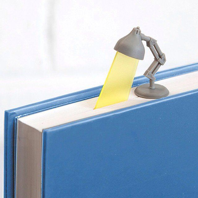 Finding your last read page from your favorite book will be easier with Lightmark.
