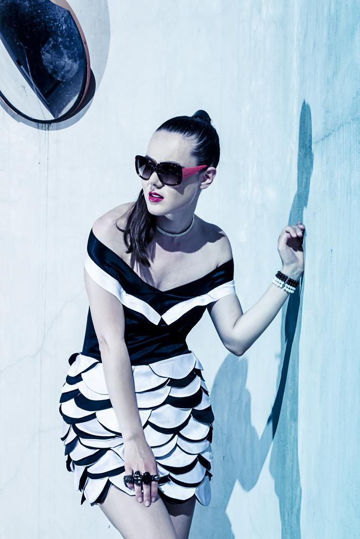 Student IMB Fabiana Ralli (ITA), ph Andrea dell'Orto, mua Silvia Ciuffoletti, Model: Dogonadze