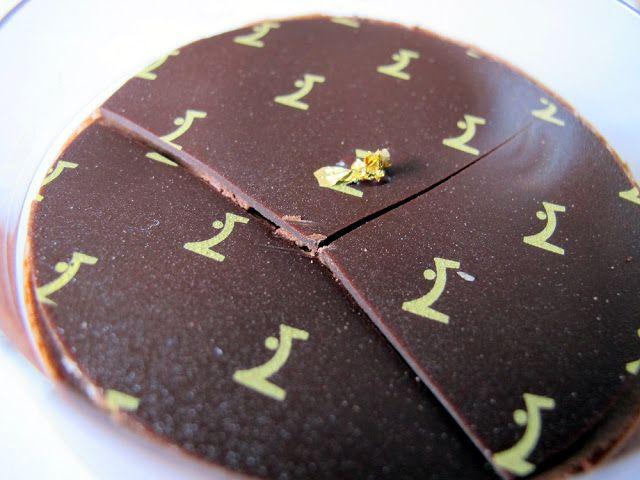 Mousse au Chocolat - La Maison du Chocolat