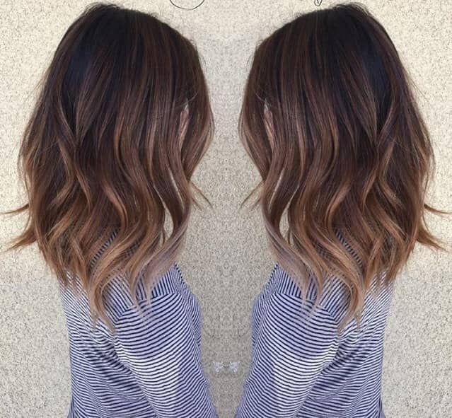 50 mittlere Frisuren Spaß und schön #stayathome