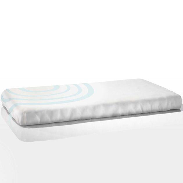 Nook Sleep Organic Cotton Crib Sheet Ripple Glass Organicbaby