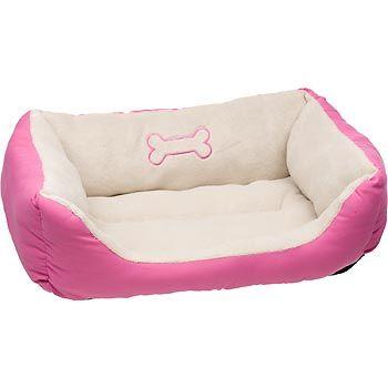 Pet Supplies Pet Products Pet Food Petco Com Box Bed Pink