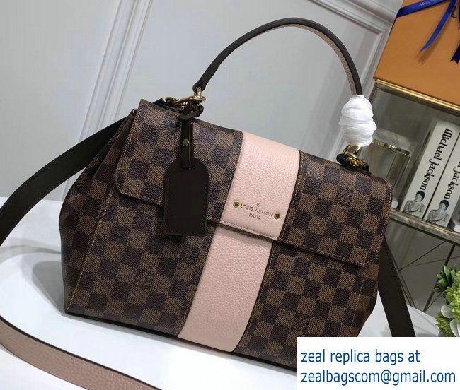 3238b436e3d Louis Vuitton Damier Ebene Canvas Bond Street Bag N64417 Magnolia ...