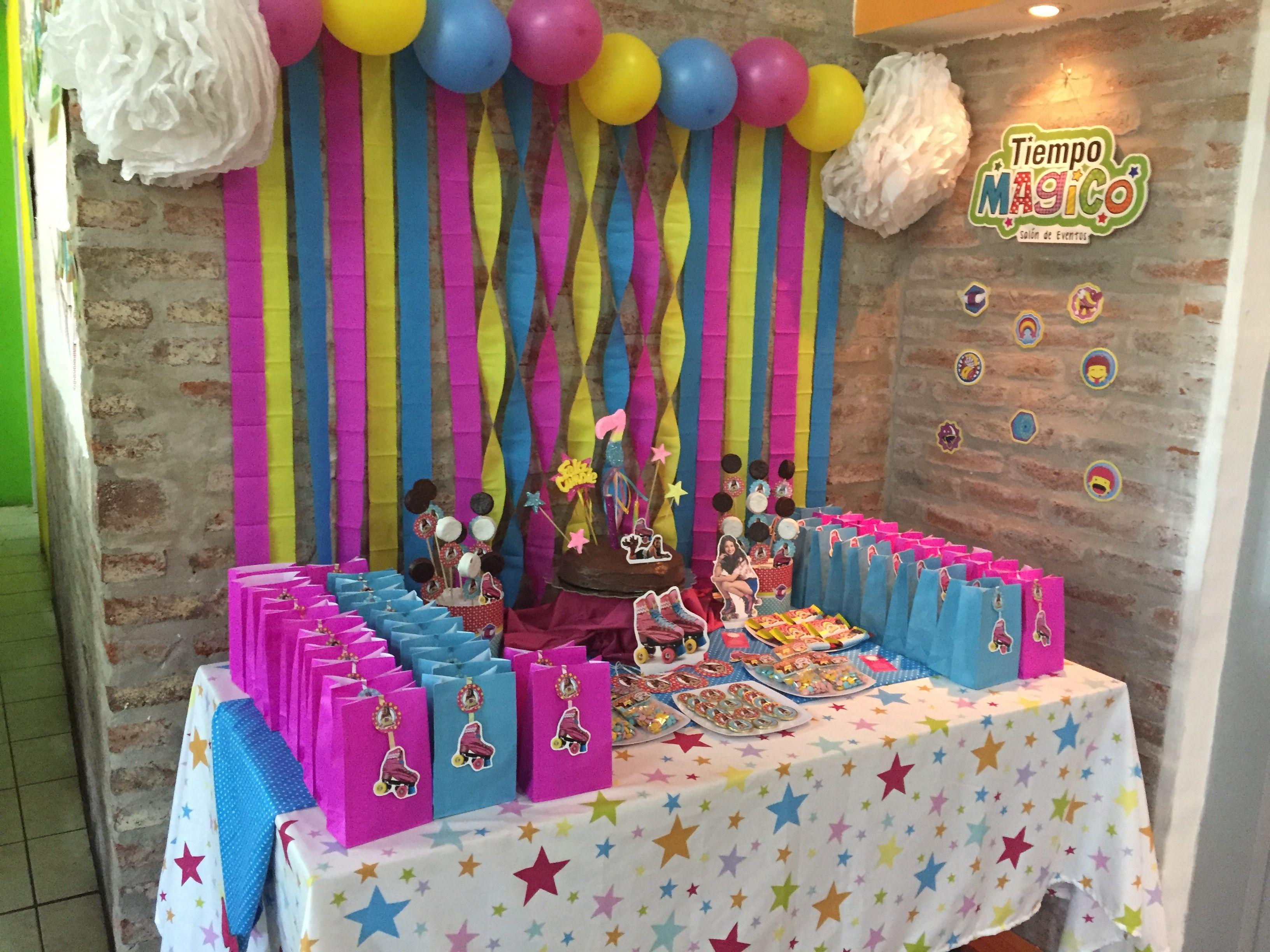 Resultado de imagen para soy luna fiesta decoraci n de cumplea os birthday birthday parties - Decoraciones originales para casas ...