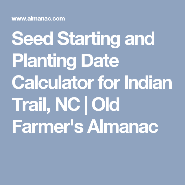Http Www Almanac Com Gardening Planting Dates
