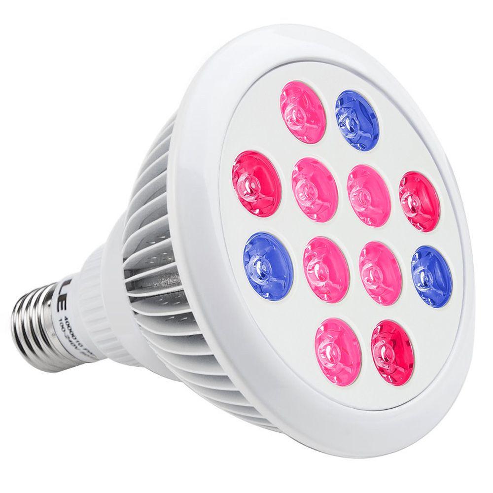Le Led Grow Lights 12w E26 E27 Par38