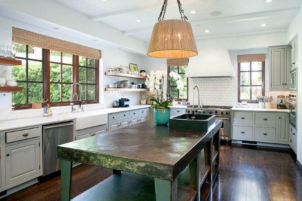 Reese Witherspoon Selling Family Home in L.A. | Kitchens | Pinterest ...
