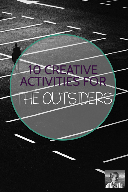 Easily Plan your Unit on The Outsiders (+ Free Final Project)