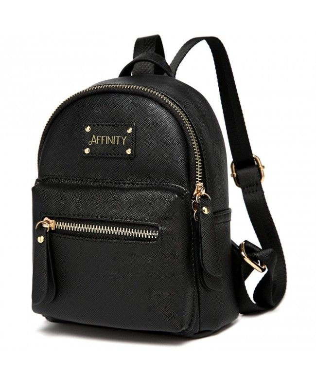 d4d5c2cf55 PU Leather Cute Mini Backpack Purse for Women Teens and Girls - CC1898CKWWZ   Bags  Handbags  Backpacks  gifts  Style