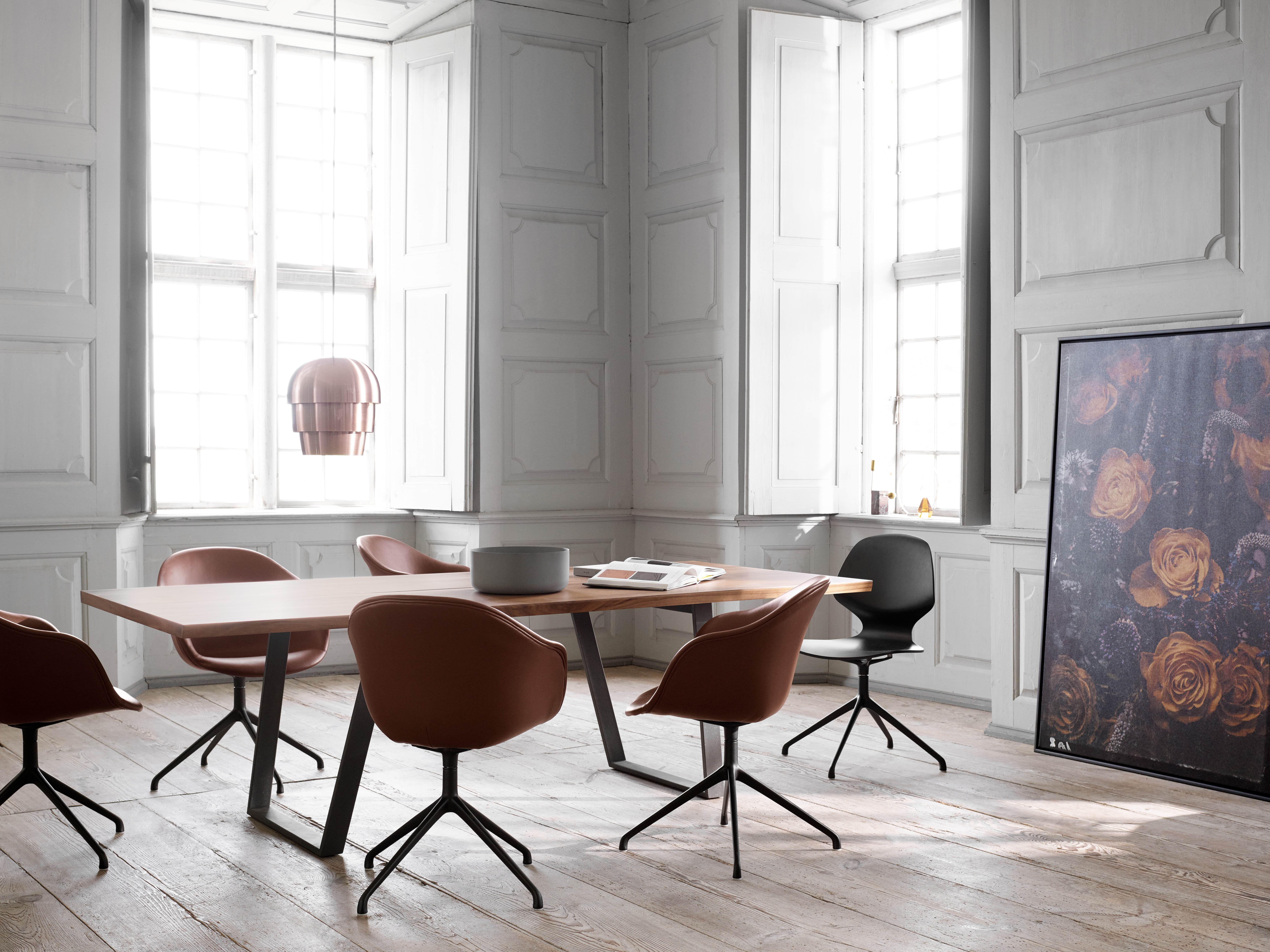 Adelaide Stühle mit Vancouver Tisch boconcept interiordesign