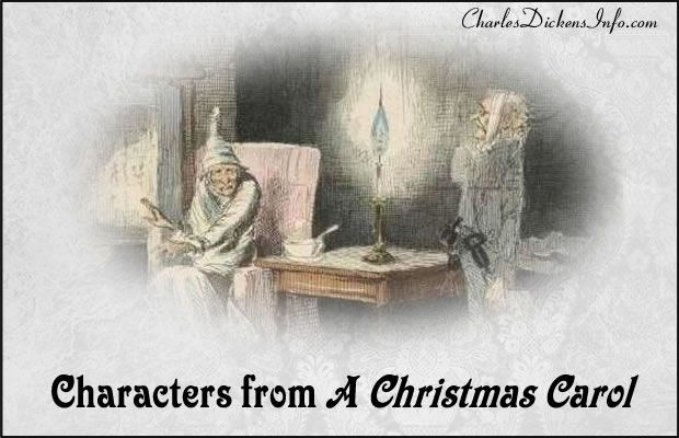 Characters from A Christmas Carol in 2020 | Christmas carol characters, Christmas carol, Carole