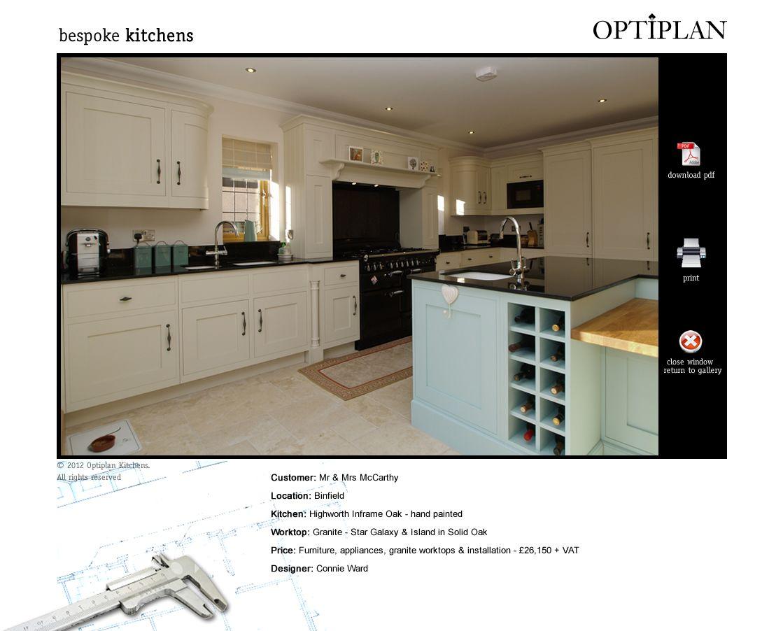 Optiplan Kitchens For The Kitchen Kitchen Design Kitchen
