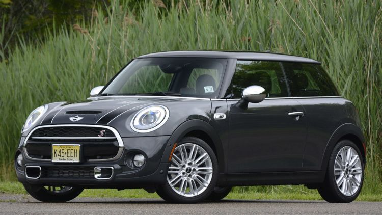 2014 Mini Cooper S Review  Minis BMW and Cars