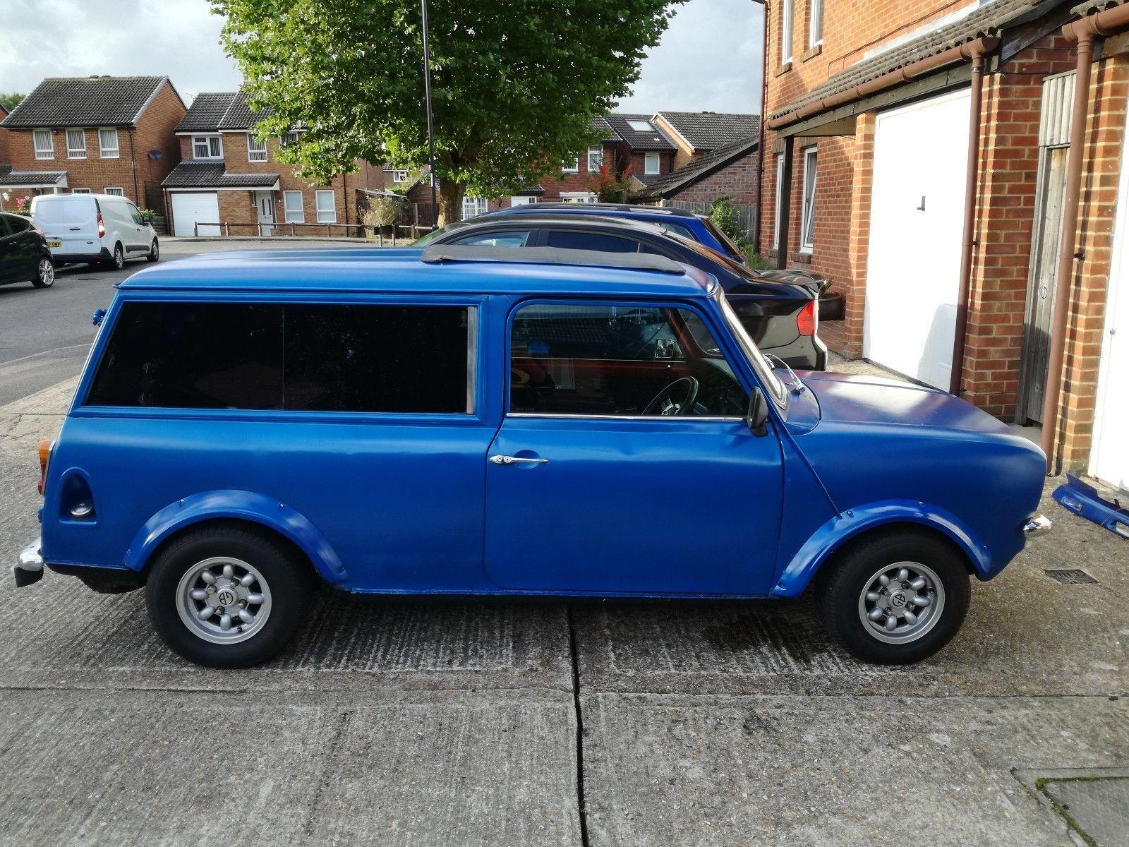 96e30608ae6 eBay: Classic mini clubman estate #classicmini #mini | UK Classic ...