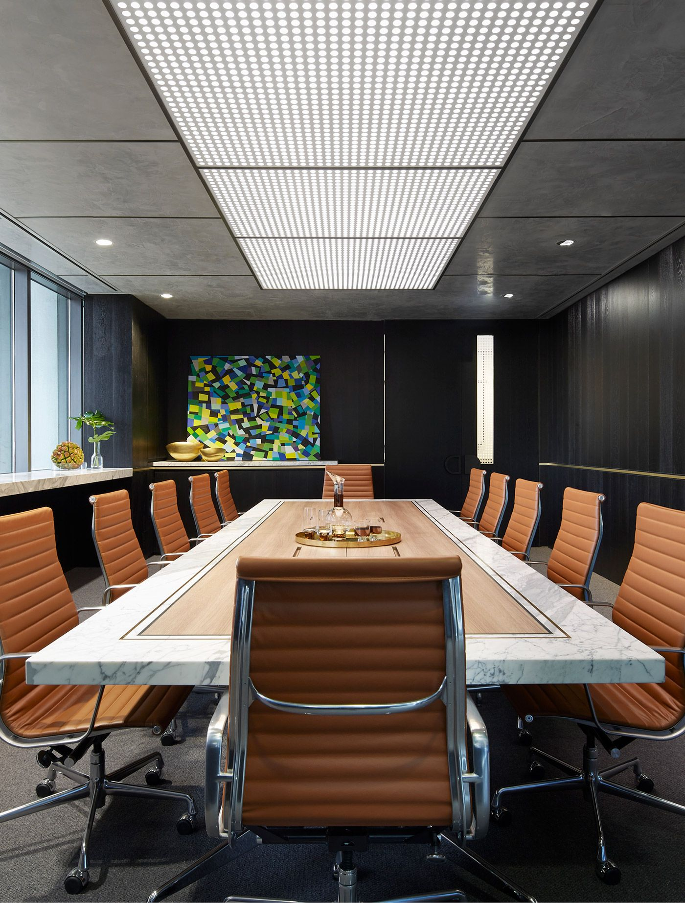 21 Conference Room Designs Decorating Ideas: Landream - Project By Mim Design