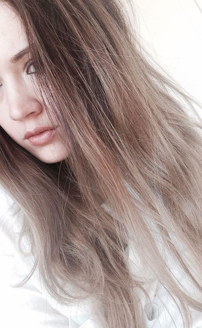 Degrade hair blonde hair pinterest blondes