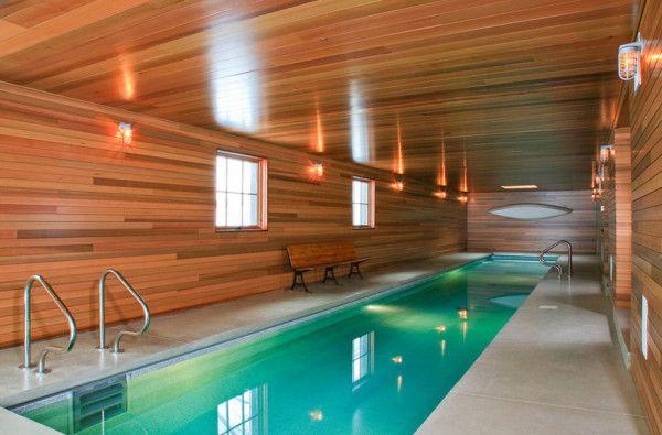 12 Modern Indoor Pools Indoor Pool Design Indoor Swimming Pool Design Small Indoor Pool