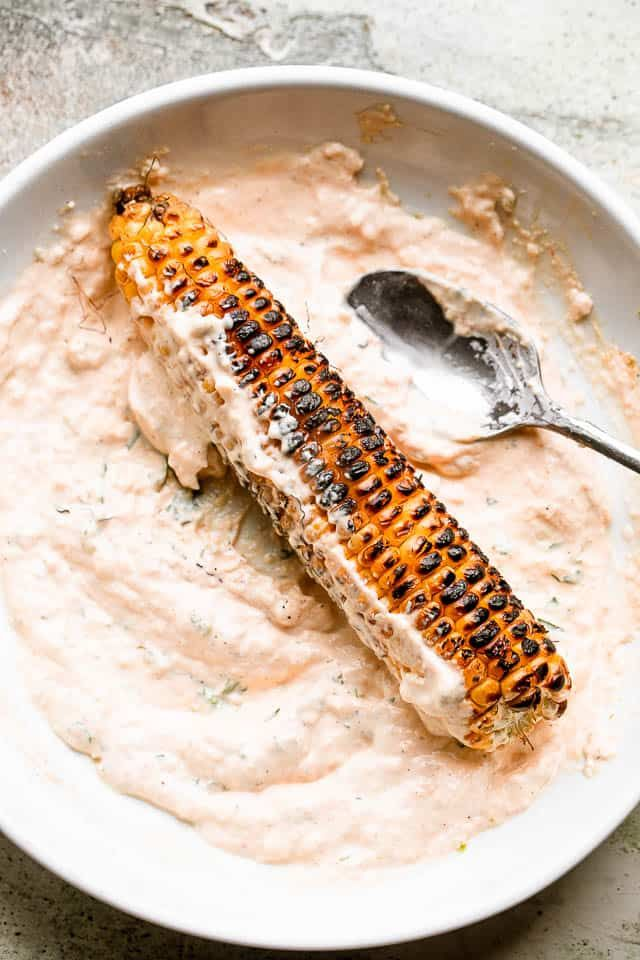 Elote Recipe (Mexican Street Corn) | How to Make Elote