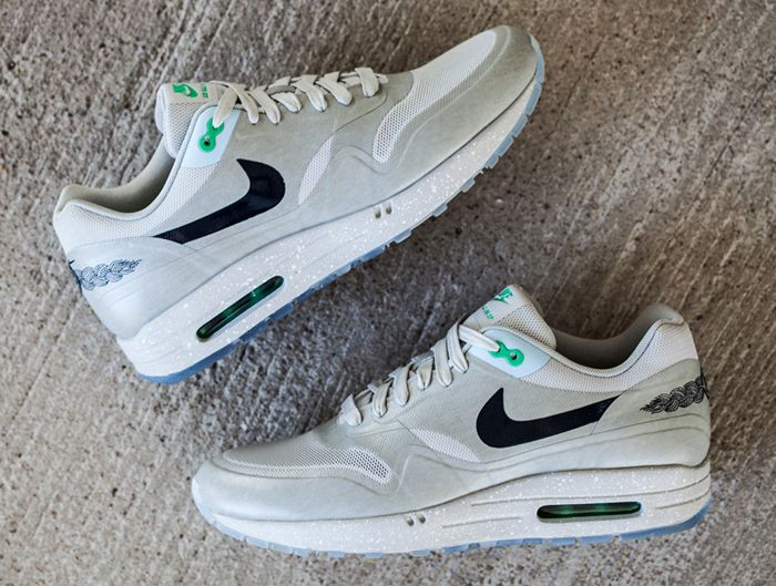 Hong Kong based CLOT collaborates with Nike on the Nike Air Max 1 CLOT SP