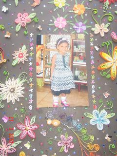 Faith's Quilling: Art of quilling, Paper craft, Quilled flowers, Wall-hangings
