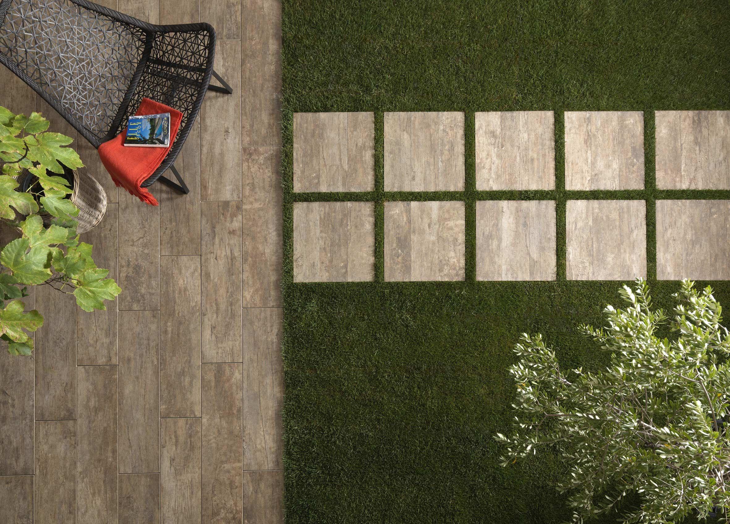 Tablon, Carrelage Bois Pour Extérieurs Et Terrasse #terrasse #carrelage  #tiles #exterieur