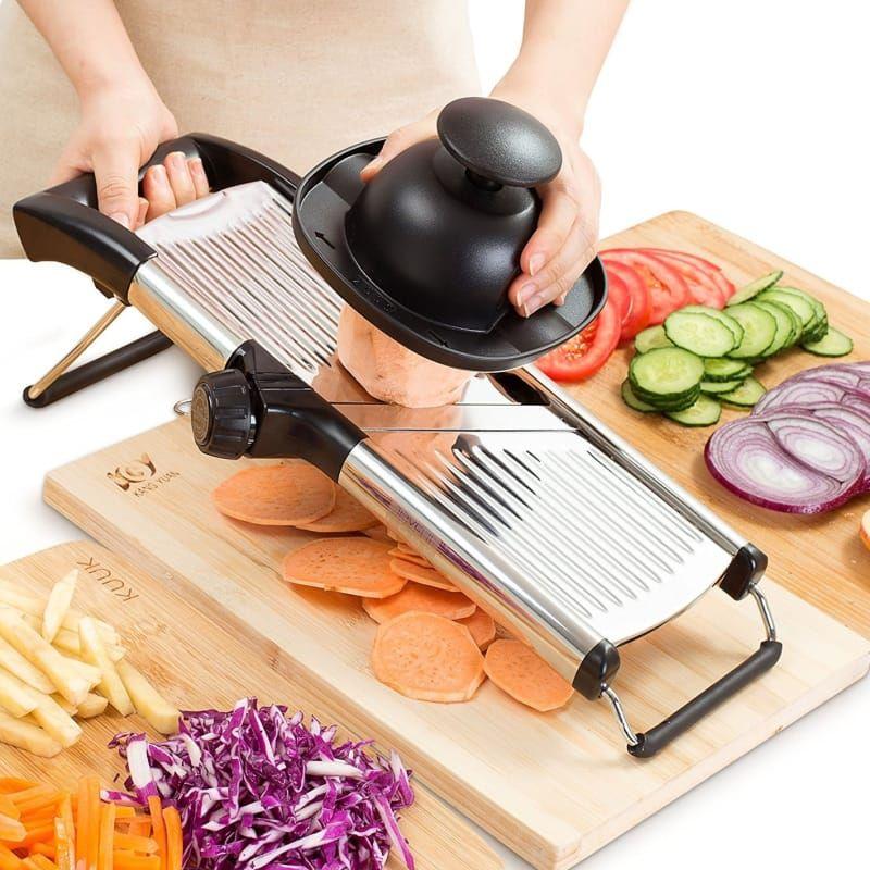 31 Genius Ways To Finally Stop Procrastinating Cooking | Best vegetable  spiralizer, Spiral vegetable slicer, Mandolin slicer