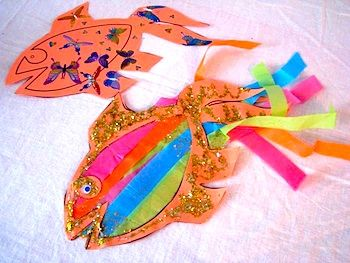 Chinese New Year Crafts: It's The Year Of The Tiger ...