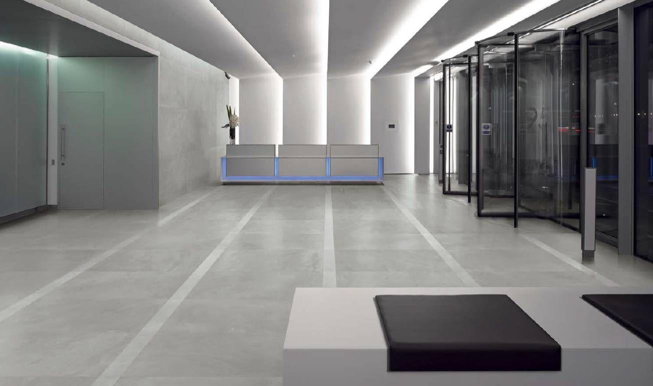 Ergon architect resin berlin grey lappato 80x80 cm - Ergon piastrelle ...
