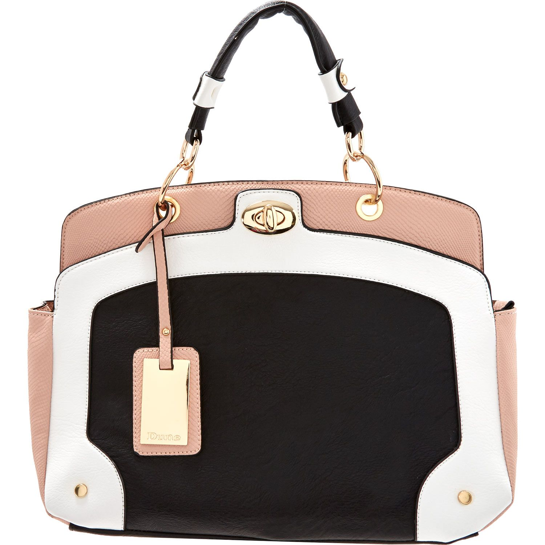 Dune Black Pink Handbag Tk Ma Handbags