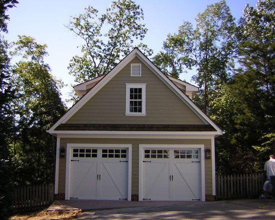 Image Result For 2 Car Garage Loft Building A Garage Detached Garage Cost Garage Decor