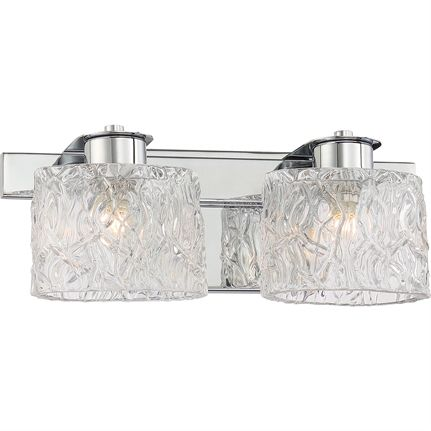 The new Platinum Sea view collection from #Quoizel comes with as many as 4 lights and is perfect for any #modern #bathroom! It comes in either a #Chrome or #Brushed Nickle  your choice of #LED or Xenon light bulbs. Check availability and pricing at a Granite City Showroom near you: https://www.granitecityelectric.com/locations-showrooms/index.cfm