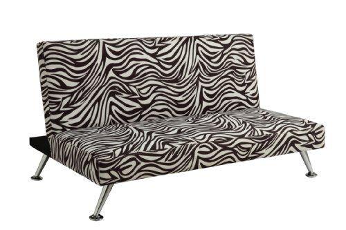 Dorel Home Products Piccolo Junior Sofa Lounger Zebra Playhouses