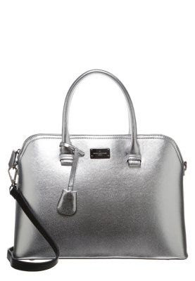 MAISY - Shopping bag - silver