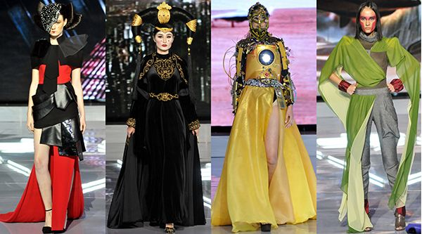 This Incredible Star Wars Fashion Show Took Place In Jakarta Last Week Read More At Http Fashionablygeek Com Design Th Fashion Star Wars Fashion Fashion Show