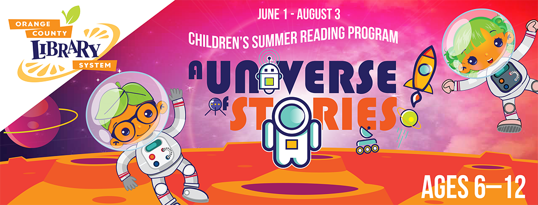 Kids' Summer Reading Program 2019 Graduation party