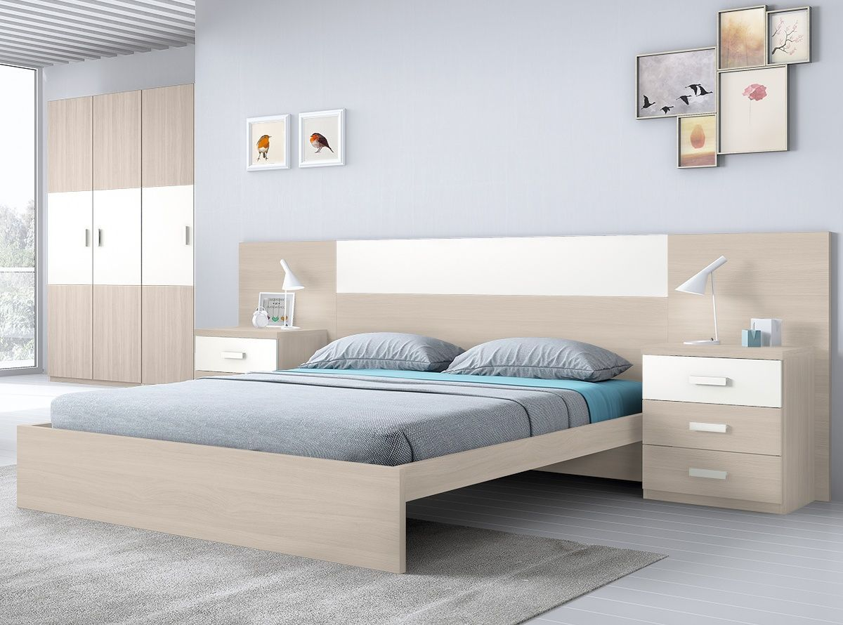 Complete the ambiance of your bedroom with the best bed - Muebles casal valencia ...