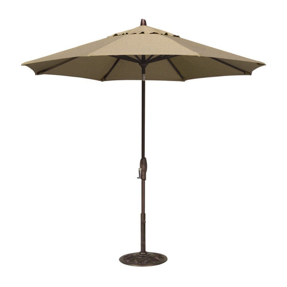 Treasure Garden 11 Ft Auto Tilt Market Umbrella Market Umbrella Patio Umbrellas Patio Umbrella