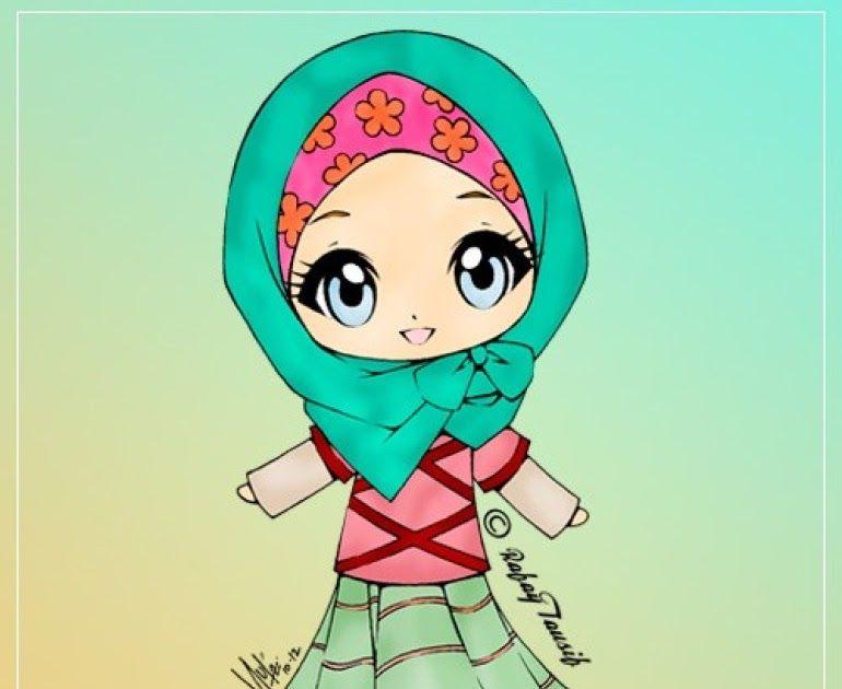 21 Gambar Kartun Anak Lucu Imut 85 Gambar Kartun Muslimah Cantik Imut Bercadar Sholehah Download Si Imut Panda Miumiu Mer Di 2020 Kartun Gambar Karakter Karikatur