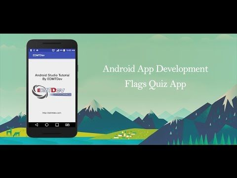 YouTube Android development tutorial, Android studio