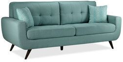 Leon S Mackenzie Sofa Daily Sleeping Bed Julian Teal From 499 00 17 Off Furniture And