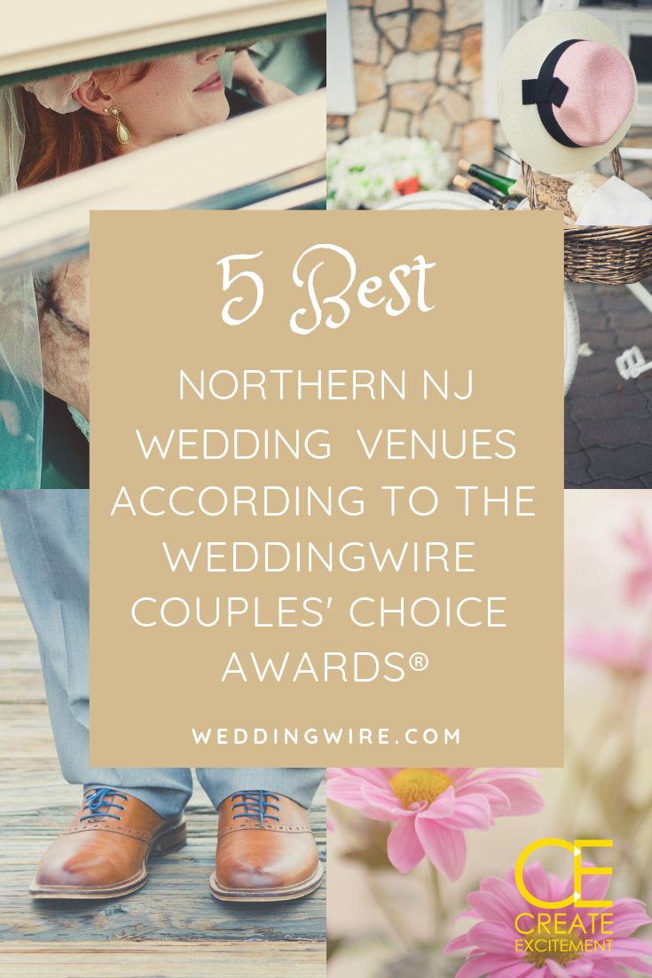 5 Excellent Northern Nj Wedding Venues According To The Weddingwire Couples Choice Awards For Excellence The Es Nj Wedding Venues Nj Weddings Wedding Wire